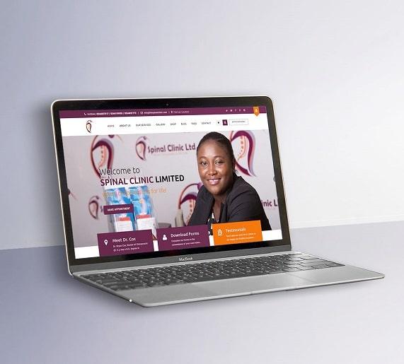 Best Web Design Company In Ghana Accra Ghana Website Development Company Jobhouse Web Services