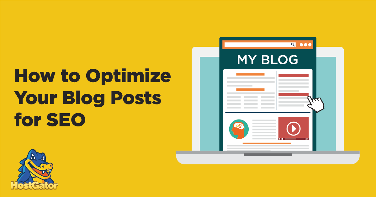 5 Ways to Optimize Your Blog Posts for SEO