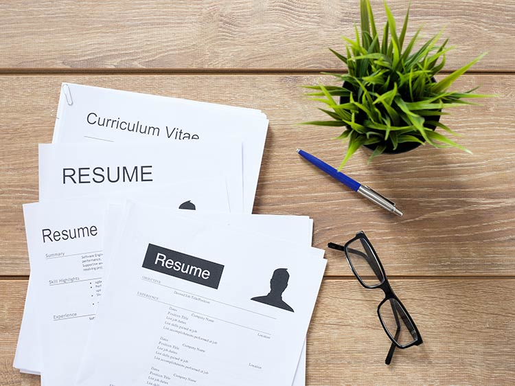 How your resume should look so that you look good JobHouse Jobs Portal